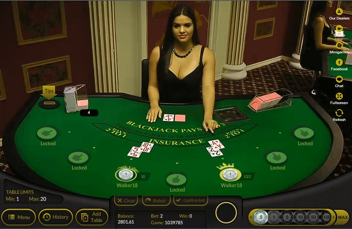 All Blackjack Games